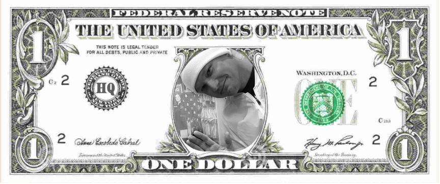 Jared HQ Cash Money