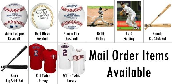 Dozier Mail Order