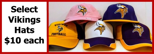 Vikings Hats