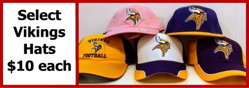 Vikings Hats