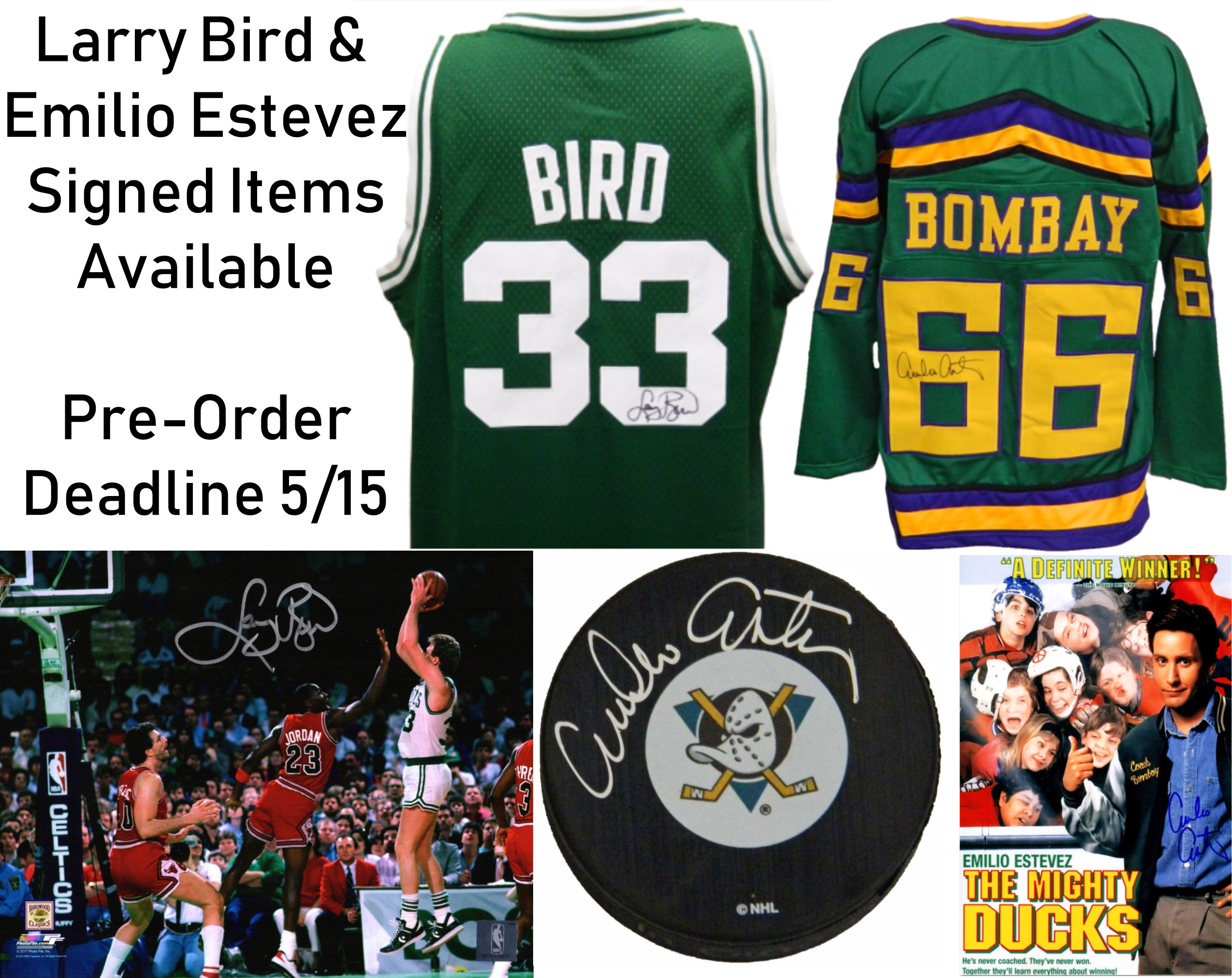 Bird Estevez Mail Order